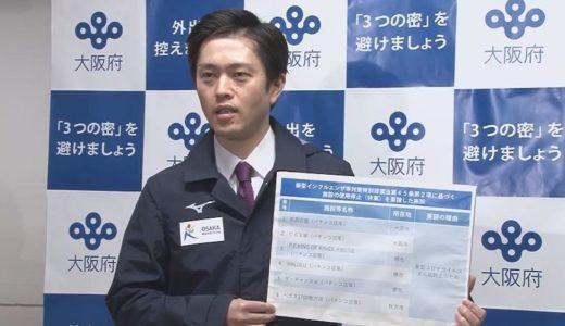 【大阪府パチンコ店6店舗】名前や場所はどこ?訪問/文書/電話で休業要請しても応じず公表へ。