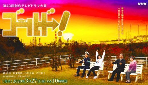 藤竜也主演NHKドラマ【ゴールド!】再放送を見逃しても動画配信を無料視聴する方法!
