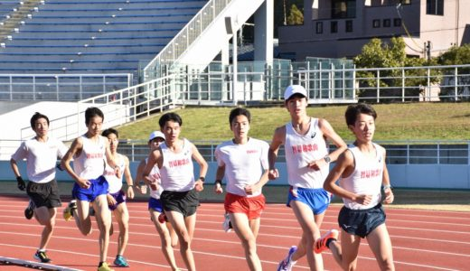 【全国高校駅伝2020男子】智弁和歌山メンバーの出身中学・進路・自己ベスト!